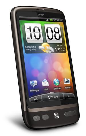 HTC Desire Phone