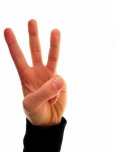 three-fingers