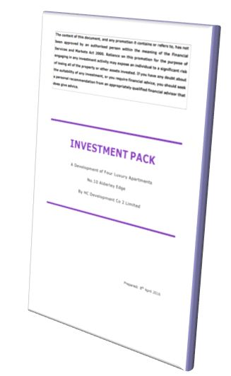 investment pack example